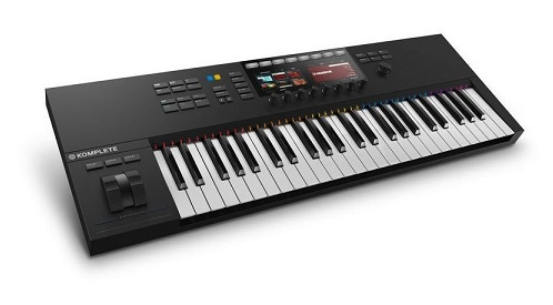 teclado native instruments komplete kontrol comprar online