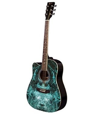 guitarra acustica aprendizaje para zurdos