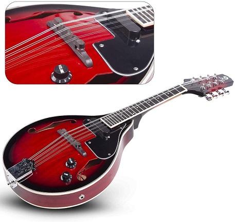 comprar mandolina electroacustica precio barato online