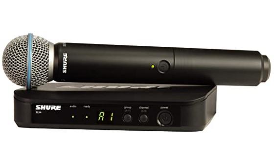 comprar microfono inalambrico profesional shure precio barato online