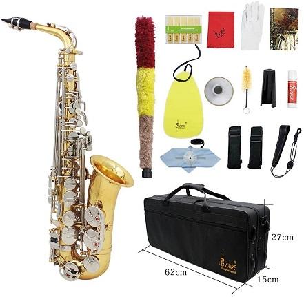 comprar saxofon alto ammoon precio barato online