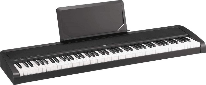 comprar piano digital negro korg precio barato online