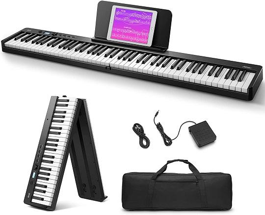 comprar piano digital plegable precio barato online